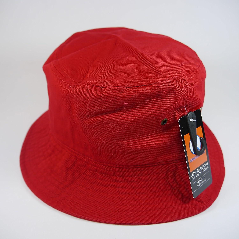 ニューハッタン CLASSIC BUCKET HAT 画像
