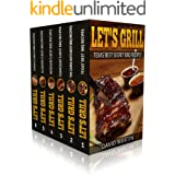 Let's Grill! Best BBQ Recipes Box Set: Best BBQ Recipes from Texas (vol.1), Carolinas (Vol. 2), Missouri (Vol. 3), Tennessee