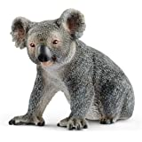 Schleich Wild Life, Animal Figurine, Animal Toys for Boys and Girls 3-8 years old, Koala Bear