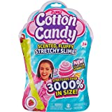 Oosh Slime Scented Fluffy, Soft and Stretchy Slime, Non-Stick Cotton Candy Slime for Kids - Pink Strawberry