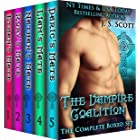 The Vampire Coalition: The Complete Collection Boxed Set (Ethan's Mate, Rory's Mate, Nathan's Mate, Liam's Mate, Daric's Mate