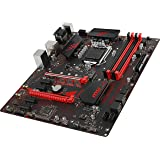 MSI Z370 GAMING PLUS/A ATX ゲーミングマザーボード [Intel Z370チップセット搭載…
