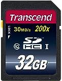 旧モデル Transcend 32GB SDHCカード TS32GSDHC10 5年保証