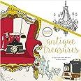 Kaisercraft CL526 Antique Treasures Colouring Book