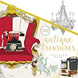 Kaisercraft CL526 Antique Treasures Colouring Book