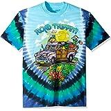 Liquid Blue Unisex-Adult 11194-960-XL Road Trippin' Short Sleeve T-Shirt Short Sleeve T-Shirt - Multi