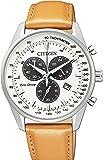 [シチズン]CITIZEN 腕時計 Citizen Collection シチズンコレクション エコ・ドライブ クロノグラフ AT2390-07A メンズ