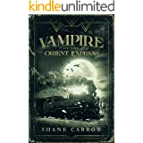 Vampire on the Orient Express (Avery & Carter Book 1)