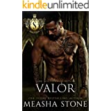 Valor (Soldati di Sangue Book 7) A Dark Captive Romance