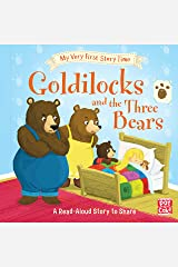 Goldilocks and the Three Bears: Fairy Tale with picture glossary and an activity (My Very First Story Time) Kindle Edition
