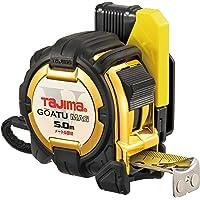 タジマ(Tajima) コンベックス 剛厚テープ5m×25mm 剛厚セフコンベG3ゴールドロックマグ爪25 GASFG3…