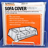 UHaul Sofa Couch Moving & Storage Cover Up to 2.4m Length Fit