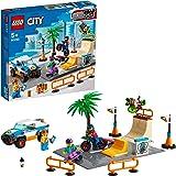 LEGO®CitySkatePark60290BuildingKit