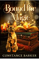 Bound for Magic (The Tortie Kitten Mystery Trilogy Series Book 1) Kindle Edition