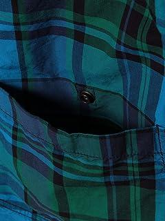 Madras Hunting Vest 11-06-0391-803: Blue