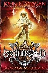 Brotherband 5: Scorpion Mountain Kindle Edition