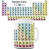 周期表科学化学ノベルティマグカップお茶コーヒーギフトオフィスカップ