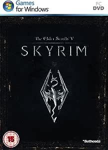 The Elder Scrolls V: Skyrim (PC) (UK 輸入版)