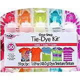 I Love to Create Tulip One-Step Tie-Dye Kit, Large, Luau