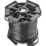 Ubiquiti Outdoor Shielded Ethernet Tough Pro Cable, Black