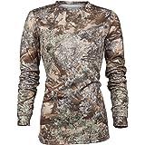 King's Camo Ladies Hunter Series Long Sleeve Camo Tee