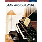 Alfred's Basic Adult All-in-One Course, Book 2: Learn How to Play Piano with Lessons, Theory, and Solos (Alfred's Basic Adult