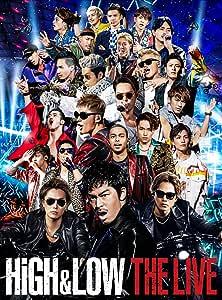 HiGH & LOW THE LIVE(スマプラ対応) [Blu-ray]
