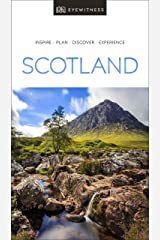 DK Eyewitness Scotland (Travel Guide) Kindle Edition