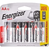Energizer E91BP12 Max AA 12's (Pack of 12)