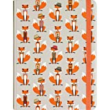 Dapper Foxes Journal (Diary, Notebook)