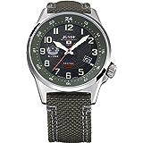 [ケンテックス] 腕時計 JSDF STANDARD ソーラー 陸上自衛隊モデル ミリタリー S715M-01 グリーン