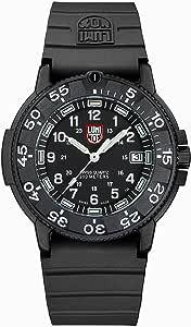 [ルミノックス] 腕時計 SEASERIES ORIGINAL NAVY SEAL 3000SERIES 3001 XQ 正規輸入品 ブラック