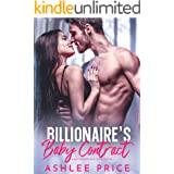 Billionaire's Baby Contract (Hawthorne Brothers Book 1)