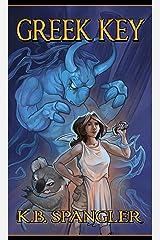 Greek Key (Hope Blackwell Book 1) Kindle Edition