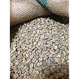 松屋珈琲 コーヒー生豆 インドネシア マンデリンG1 (1kg袋)