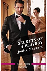 Secrets of a Playboy (The Men of Stone River) Kindle Edition
