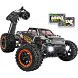 HAIBOXING Remote Control Car 16889, 1:16 Scale 2.4Ghz RC Cars 4x4 Off Road Trucks, Waterproof RTR RC Monster Truck 36KM/H, Re