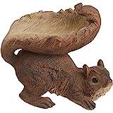 Smart Living Company Gifts & Decor Woodland Brown Squirrel Outdoor Birdfeeder