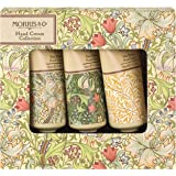 William Morris Golden Lily Hand Cream Collection, 3 count