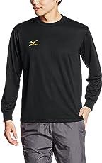 [ミズノ]トレーニングウェア ナビドライ Tシャツ長袖 32JA6130 メンズ