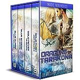 Tarakona Box Set 2: Adventurous Romance with Dragons and Wizards