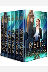 Relic Guardians Collection: A Complete Six-Story Contemporary Fantasy Action Adventure Kindle Edition