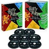 ハリー・ポッター 8-Film Set バック・トゥ・ホグワーツ仕様 DVD (初回限定生産/8枚組)