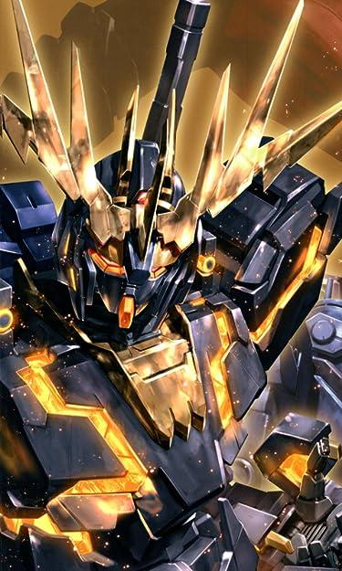 機動戦士ガンダム  iPhone/Androidスマホ壁紙(480×800)-1 - ユニコーンガンダム 2号機 バンシィ