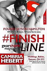 #FinishLine (GearShark Book 5) Kindle Edition