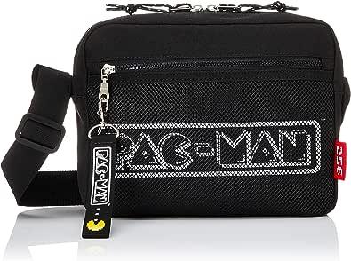 [パックマン] ショルダーバッグ pacman0001 ブラック(PACM-001)