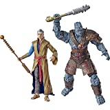 "Marvel Thor Ragnarok Legends Series - Grandmaster & Korg 6"" Action Figures 2 Pack - Kids Toys - Ages 4+"