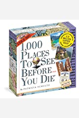 1,000 Places to See Before You Die Page-a-Day Calendar 2018 Calendar
