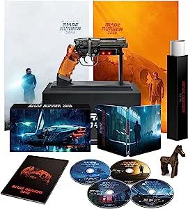 【Amazon.co.jp限定】ブレードランナー 2049 日本限定プレミアムBOX(初回生産限定)(オリジナルデジパックケース付) [Blu-ray]