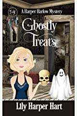 Ghostly Treats: A Harper Harlow Mystery Books 7-9 Kindle Edition